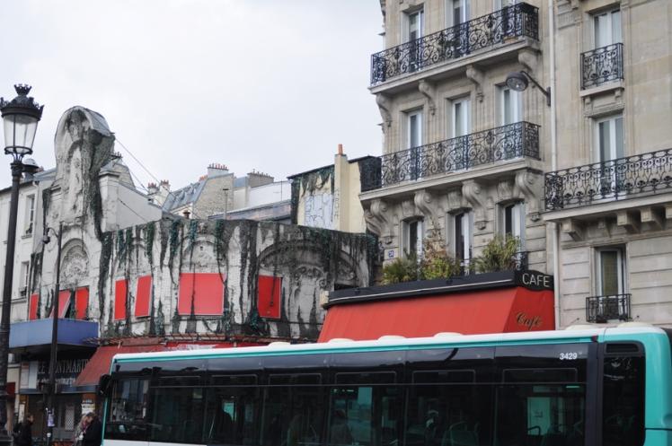 Paris, Montmarte, Hotel Avenir