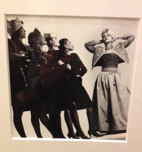 Helmut Newton, Grand Palais, Fashion Photography