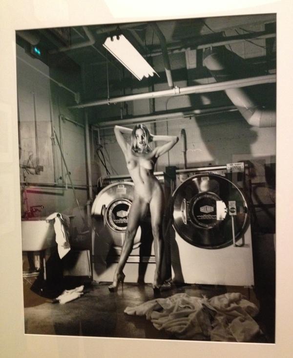 Helmut Newton, Grand Palais, Fashion Photography, nude