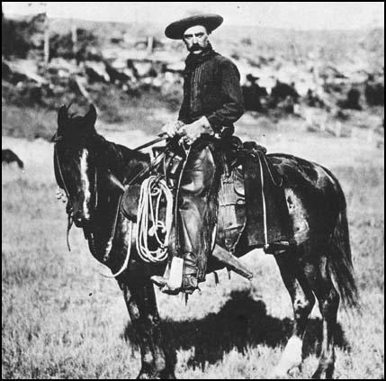 vintage cowboy style