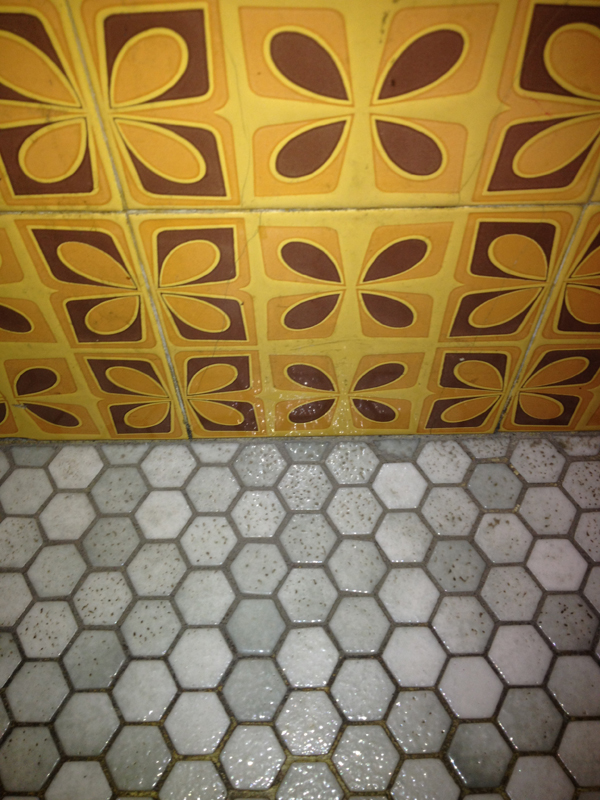 pattern, tiles, 70's, paris