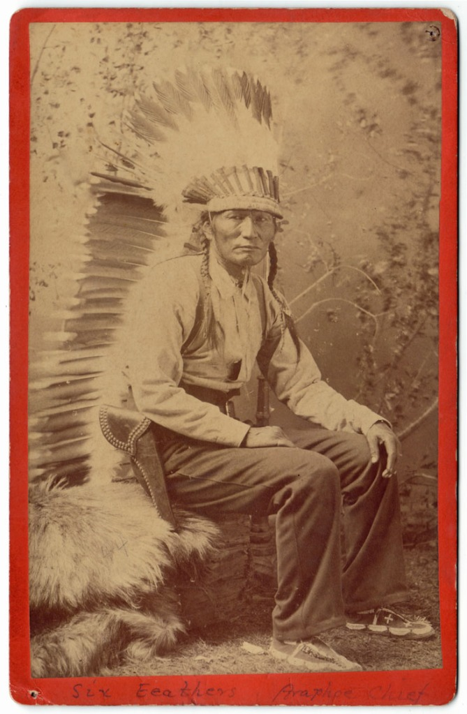 navajo feather headdress native american