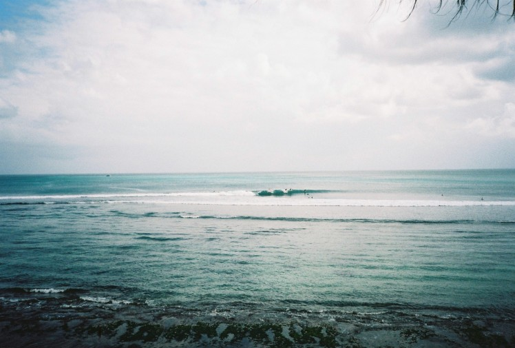 bingin beach, bali, seascape, 35mm, olympus