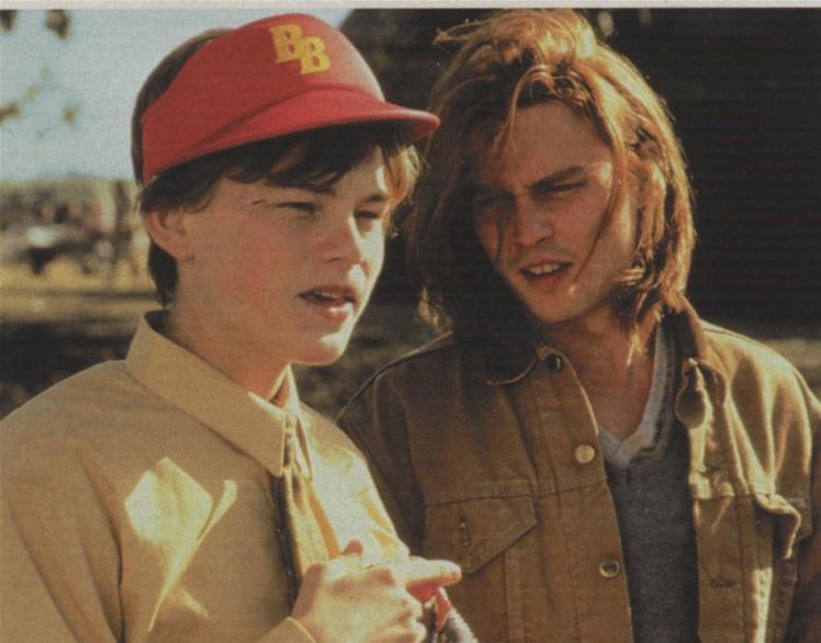 What's Eating Gilbert Grape, film still, Johnny Depp, Leonardo Di Caprio,