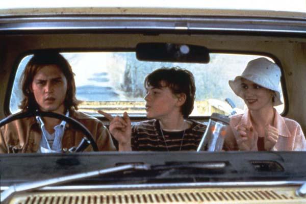 What's Eating Gilbert Grape, film still, Johnny Depp, Leonardo Di Caprio, Juliette Lewis