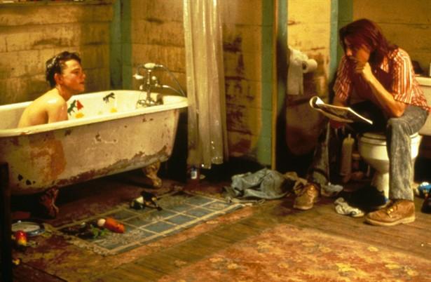 What's Eating Gilbert Grape, film still, Johnny Depp, Leonardo Di Caprio