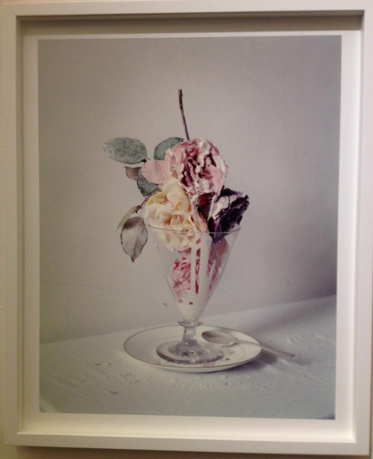 Tim Walker Story Teller exhibition Somerset House photographer photography colour icecream