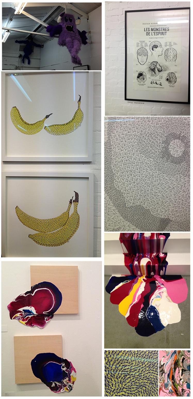 vyner street, exhibition, art, pattern, trend, monsters ink, chris mckenzie, Benjamin Liebenhals, Nature in Tipi, brendon marczan