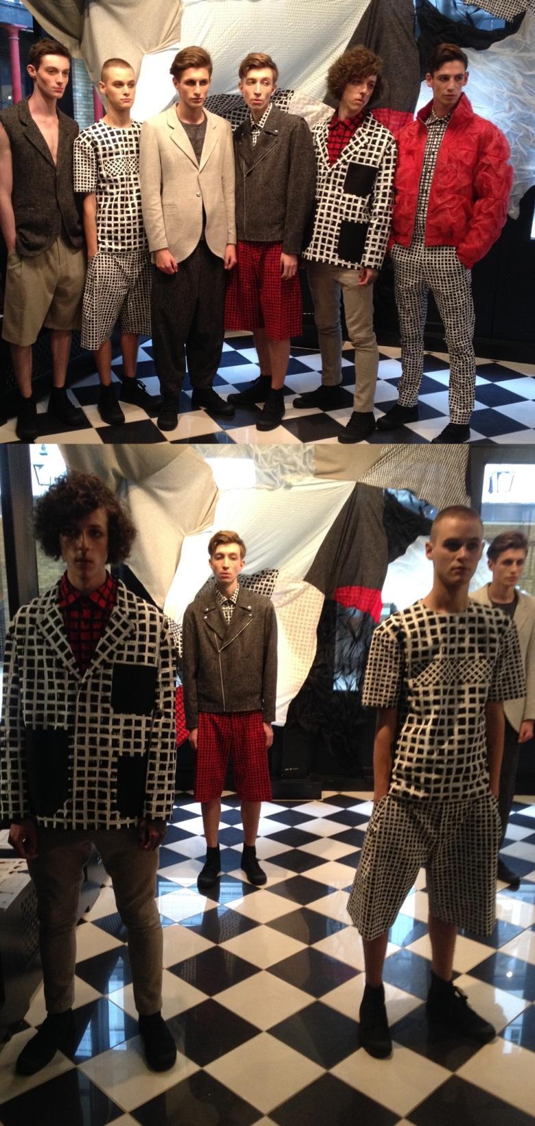 Alan Taylor, LCM, menswear, fashion, london, designer, young designer, ss15
