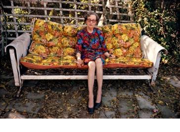 william eggleston, portrait, photography, americana